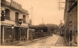Gacé - Route De Rouen - Gace