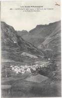 SAINT PAUL  (cpa 04)  Au Fond Les Serennes Et Le Pont Du Castellet - Les Alpes Pittoresques - - Francia
