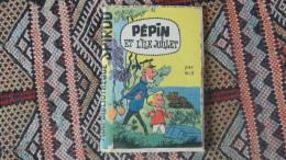 Pépin Et L'Île Juillet Will Mini Récit Mini Bibliothèque N° 24 Du Spirou N° 1160 Monté - Spirou Magazine