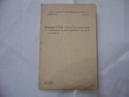 SCUOLA LABORATORIO DI ELETTROTECNICA PER OPERAI IN MILANO SISTEMA C.G.S. - Libri, Riviste, Fumetti