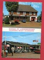 Losheimergraben. Frontière Belgo-allemande. Café-Restaurant Waldydill. Douaniers - Douane