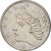 Brésil, Cruzeiro, 1974, TTB+, Copper-nickel, KM:581a - Brésil