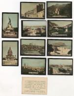 REAL PHOTOS - 1920`s Lot Of 10 Rare!! CIGARRILLOS LA FAVORITA From LAS CANARIAS - Cigarrillos