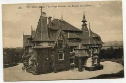 LL , 14 , DEAUVILLE , La Plage Fleurie - La Ferme Du Côteau , Vierge , N°231 - Deauville