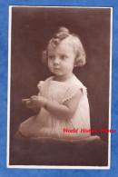 CPA Photo - ASNIERES - Portrait D´une Petite Fille , Blonde Aux Yeux Bleus - Girl Child Enfant Robe Dress Mode - Damery - Non Classés
