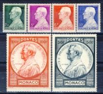 Monaco 1946 Serie N. 281-286 MNH Catalogo € 17 - Monaco