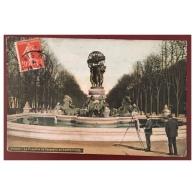 Paris  La Fontaine De Carpeaux Au Luxembourg   Aqua Photo   L.V. & Cie - Statues