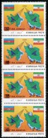 AZERBAIJAN - 1994 - Mi 118-121Zd - SE-TENANT STIP OF 4 TYPE III B - MNH ** - Azerbaïjan