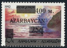 AZERBAIJAN - 1994 - Mi 165 II - ONLY 3336 ISSUED - MNH ** - Azerbaïjan
