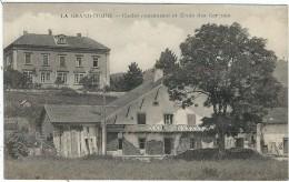 Gard : La Grand Combe, Chalet Communal Et Ecole Des Garçons - La Grand-Combe