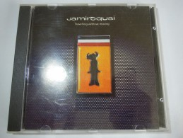 Jamiroquai - Traveling Without Moving - Sony Soho Square 4839999 2 - Musik & Instrumente