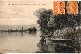 01. Nantua. Joli Coin Du Lac Et La Cluse - Nantua