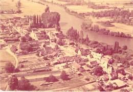 41 - MAREUIL SUR CHER : Vue Générale Aérienne ( Village ) N° 355-83 A - CPSM Dentelée GF - Loir Et Cher - France