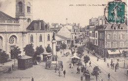 Az - Cpa LORIENT - La Place Bisson - Lorient