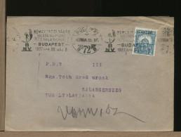MAGYAR - UNGHERIA - BUDAPEST - FIERA INTERNAZIONALE  1927 - Fabbriche E Imprese