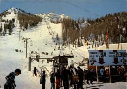 05 - VARS-LESCLAUX - Télésièges - Ski - France