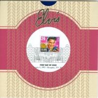 United States 1993 Elvis Presley First Day Issue - Ersttagsbelege (FDC)