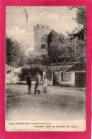 17 CHARENTE-MARITIME MONTGUYON, Ancienne Tour Du Château, Animée, 1905,  (H. Guillier) - France