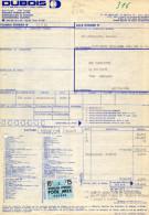 Timbre Fiscal Sur Document. Assurance - Documenten