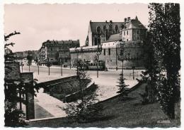 CPSM - NANTES (Loire Inf) - Le Chateau - Nantes