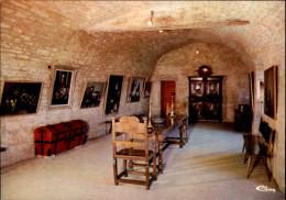 25 - BELVOIR - Chateau - Intéroeur Chateau - Tableaux - France
