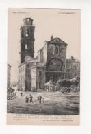 Carte Postale LE VIEUX MARSEILLE EGLISE SAINT MARTIN Rue COLBERT - Vecchio Porto (Vieux-Port), Saint Victor, Le Panier