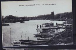 NOGENT SUR MARNE JOINVILLE VELO SUR BARQUE - Nogent Sur Marne