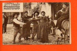 Folklore - La Bourrée Aubergno - Danses - Danses