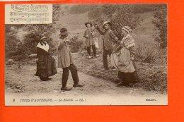 Folklore - La Bourrée Aubergno - Danses Types D'Auvergne - Danses