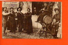 Folklore - La Bourreio Aubergno - Danses Types D´Auvergne (pli Milieu) - Danses