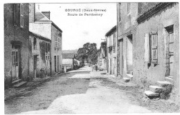 GOURGE  ROUTE DE PARTHENAY   RESERVE MR GIRAUDEAU PATRICK  ****   A    SAISIR ***** - Francia