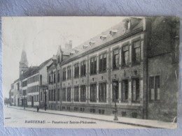 HAGUENAU . PENSIONNAT SAINTE PHILOMENE - Haguenau