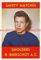 Smolders Beerschot - Trading Cards