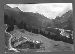 COURMAYEUR CASOLARI VAL VENI FG NV SEE 2 SCANS TIMBRO RISTORANTE LA VISAILLE - Italy