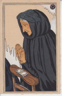 PAYS BASQUE - Illustrateur Pablo TILLAC - Vieille Femme Basque  PRIX FIXE - Autres Communes