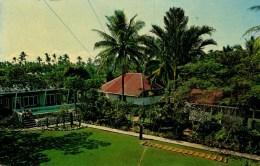 WESTERN SAMOA - APLA - AGGIE GREY's HOTEL - COTTAGE AND SWIMMING POOL - Samoa
