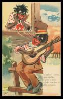 """PORTUGAL - MUSICA - """" Espleta"""" Catita, Meu Violão, Canta Amor...""""( Ed. Valério )  Carte Postale - Altri"""