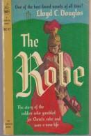 Roman Anglais:  THE  ROBE.    Lloyd C. DOUGLAS.    1958. - Romans