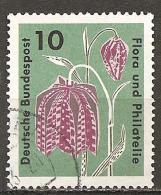 BRD 1963 // Mi. 392 O - [7] République Fédérale