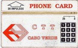 @+ Cap Vert - 20U - L&G N°304A... - Cape Verde