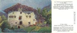 Scharans - Bündner Bauernhaus  (Hans Jenni)            Ca. 1910 - GR Grisons