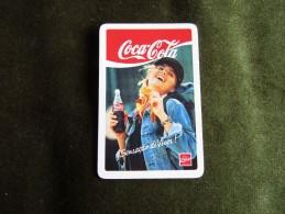 Calendrier De Poche - Pocket Calendar - Coca-Cola 1990 - Calendriers