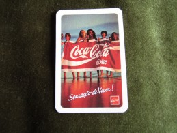 Calendrier De Poche - Pocket Calendar - Coca-Cola 1993 - Calendars