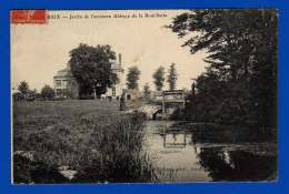 Fleurbaix . Pas De Calais . Jardin De L´ancienne Abbaye De La Boutillerie . Cpa : N&b . 3 Plis - France