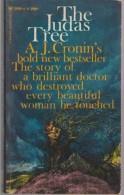 Roman En Anglais:   THE JUDAS TREE.    A J CRONIN'S.   1963. - Novels