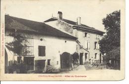 Chatillon Sur Saone / Hotel Du Commerce - Andere Gemeenten