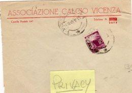 Associazione Calcio VICENZA -1949 - - Vicenza