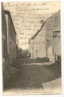 S4606 - Juziers - Une Rue D' Ablemont - Mantes La Jolie
