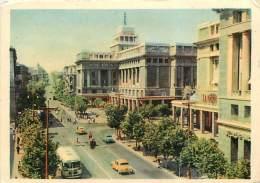 AZERBAIGIAN - BAKOU - AVENUE KIROV. VIAGGIATA 1964 - Azerbaigian