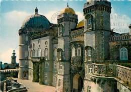 SINTRA. PALACIO DE PENA. VIAGGIATA ANNI '50 - Portugal